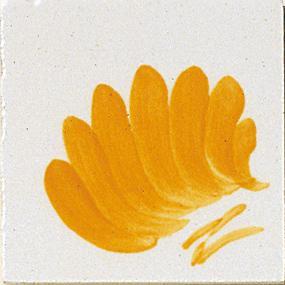 6156 Dekorfarbe Orangegelb